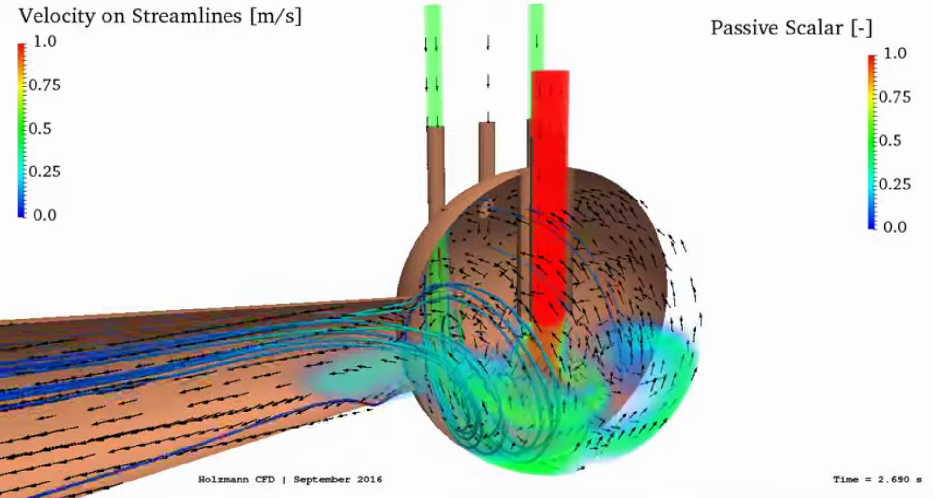 Image: Combustion chamber analysis; number 1